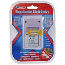 Repelente Eletronico Repele Insetos Ratos Aranhas Bivolt