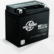 Bateria Selada Ytx7l-bs,cb300, + Forte Que Original, 7 Amper