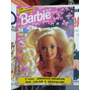 Antigo Album Da Barbie 216 Autocolantes - Raro 1994 Incomple