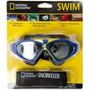 Snorkel National Geographic. Swim. Con Funda. Unico!!