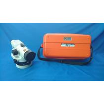 Nivel Automático Nikon As-2 Topógrafo No Leica Bosch