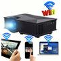 Proyector Videobeam Led Wifi 1200 Lumen Uc46 Mejor Que Uc40