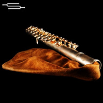 Paño De Limpieza Para Flauta Traversa Clarinete - Md - Envio