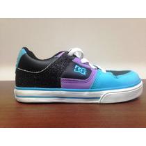 Zapatos Dc Shoes Para Niña 302353