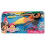 Boneca Barbie Renata Vida De Sereia 2 Mattel W2907