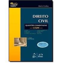 Livro Direito Civil - Questoes Comentadas Cespe