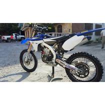 Yamaha 450cc 2012