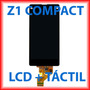 Pantalla Lcd + Tactil Sony Xperia Z1 Compact D5503 Oferta!!