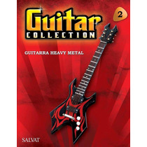 Guitar Collection 02 Salvat Miniatura Guitarra Heavy Metal