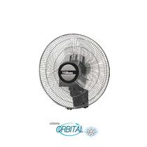 Ventilador De Pared Liliana 16 Vwc1616 Orbital Rej.cromada