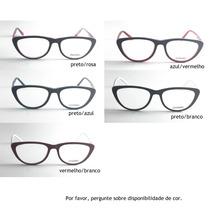 Óculos Feminino Chanel Acetato Armação Para Grau