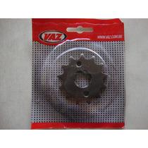 Pinhão Transmissão Vaz 13 Dentes Titan150 2004 Fan125 2009