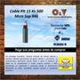 Cable Plt 15 Kv 500 Mcm. Código Sap 946