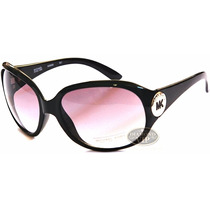 Óculos De Sol Michael Kors Feminino Preto Novo Original Mk
