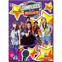Dvd - Cúmplices De Um Resgate - Video Hits - Novo / Original