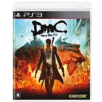 Dmc - Devil May Cry 5 - Ps3 - Midia Fisica Original Lacrado