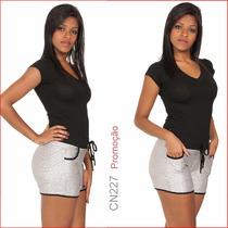 Shorts Obsessão Shortinhos Temos Sawary Gata Hot Pants 215