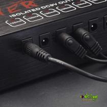 Cables Dc Alimentación Para Pedales Y Fuentes De Poder 1 Pz