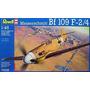 Revell 04656 Messerschmitt Bf109 F-2/4