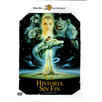 Dvd La Historia Sin Fin ( The Neverending Story ) - Wolfgang