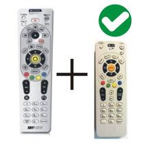 Control Remoto De Directv Prepago 1 + 1 Jal-xl Skyfreetv