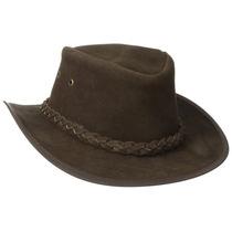 Henschel Piel Sombrero Impermeable Al Campo