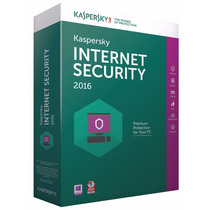 Kaspersky Internet Securitty 2017 Original 3 Pcs 1 Ano