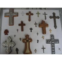 25 Cruces De Coleccion Varios Tamaños Para Conocedores