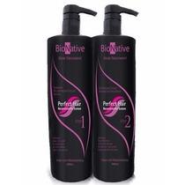Hair Escova Selagem Térmica Tratamento Capilar Kit Selante