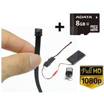 Mini Cámara Espía Dvr Batería 24 Horas Sony Full Hd 1080p 8g