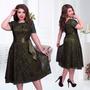 Vestido Lindo Moda Outono Feminino Cod 032 - Frete Grátis