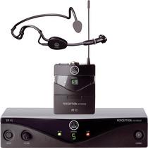 Microfone S/ Fio Auricular Akg Perception Pw 45 Cabeça Shure