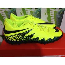 Tenis De Futbol Nike Hypervenom Phade Tf Neymar De *adulto*