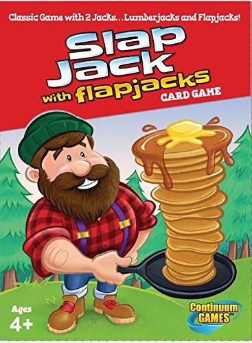 Continuum Games Slap Flap Jacks Juegos De Mesa 103 990 En