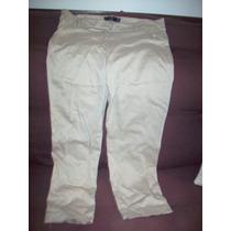 Aurojul-pantalon Beige De Basement-de Verano- Talle 46