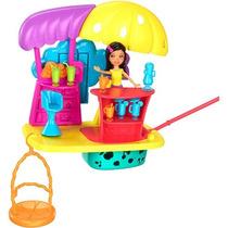 Polly Pocket Wall Party - Casa De Sucos - Mattel