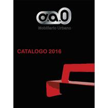 Mobiliario Urbano Catalogo Digital