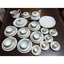 Jogo De Chá, Café De Porcelana Inglesa Grindley. #5390