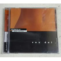 Cd Vox Dei Sin Darle Ya Mas Vueltas +cd De Regalo
