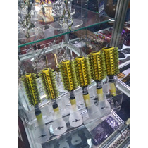 Kit Com 6 Escovas Profissionais Cabeleireiro Modelo Evas