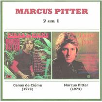 Cd - Marcus Pitter - 2 Em 1 - Vol. 1 Raridade - Ed. Limitada