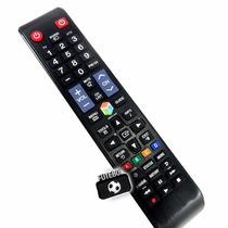 Controle Remoto Original Função Smart Futebol 3 D Samsung