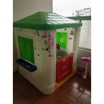 Casinha De Criança De Plástico Da Marca Freso