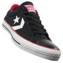 Zapatillas Converse Star Player Ox Monocrome Negro