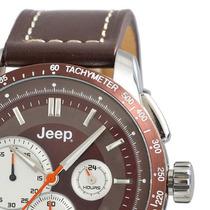 Relógio Masculino Esportivo Analógico Com Cronógrafo Jeep