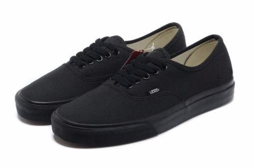 dea48250ea Tênis Vans Authentic All Black Swag Pronta Entrega - R  299