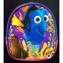 Lote 10 Mochilas Dulceros Dory Nemo