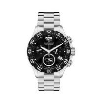 Reloj Claude Bernard Plateado