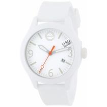 Reloj Esq Movado Unisex - Blanco Wmvd14
