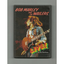 Dvd - Bob Marley And The Waillers - Live At The Rainbow